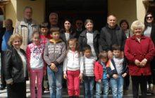 Επίσκεψη αγάπης στο Δημοτικό Σχολείο Ανθηρού