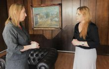 Συνάντηση Π. Βράντζα με την Υπουργό Διοικητικής Ανασυγκρότησης κ. Μαριλίζα Ξενογιαννακοπούλου