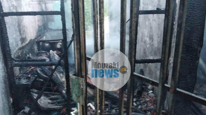 ΕΚΤΑΚΤΗ ΕΙΔΗΣΗ: Φωτιά σε οικία στο Χάρμα