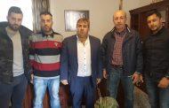 Συνδρομή Μαράβα στο πανελλήνιο πρωτάθλημα ποδοσφαίρου Αστυνομίας στα Τρίκαλα