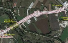 Πράσινο φως για την κατασκευή του δρόμου από Μύλο Τσαγκάδα μέχρι τη γέφυρα Καραβόπορου