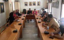Ευρεία σύσκεψη στο Δημαρχείο Μουζακίου για το Αιολικό Πάρκο στη θέση «Αέρας»