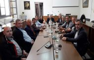 Συνάντηση στο Δημαρχείο Πύλης για το 39ο Αντάμωμα Σαρακατσαναίων