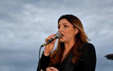 Η Έλενα Παπαρίζου στο 4ο Φεστιβάλ Μουσικού Πολιτισμού στο Μουζάκι (video-photo)