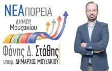 Ξεκινά τις επισκέψεις στις Τοπικές Κοινότητες του Δήμου Μουζακίου ο κ. Φάνης Στάθης