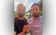 Φάνης Στάθης και Θανάσης Καρύδας μαζί σε κοινό αγώνα στο 2ο γύρο για έναν ισχυρό Δήμο Μουζακίου