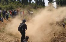 Επίδειξη 4×4 off road στη Χρυσομηλιά Καλαμπάκας