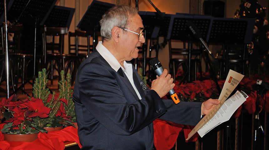 Ο Κωστής Τσιάκαλος στην Επισκοπή Βραγκιανών