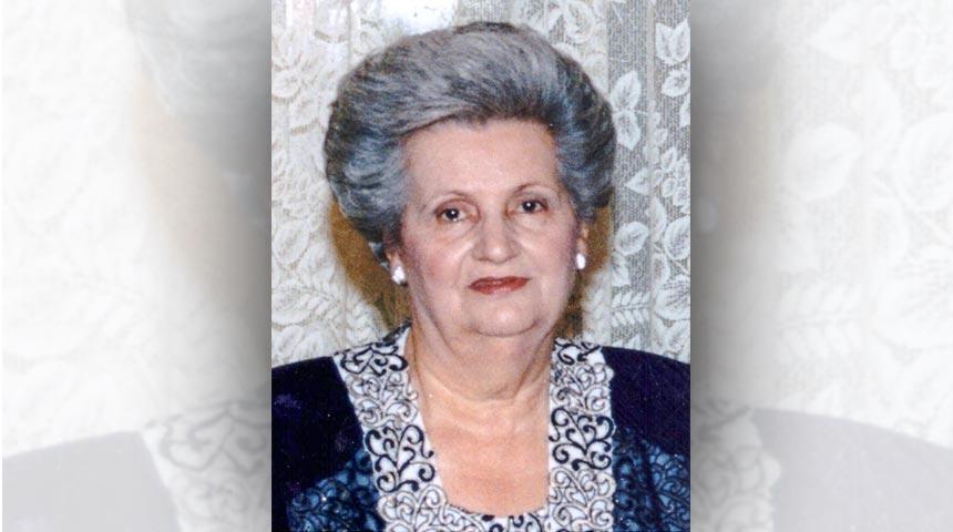 Έφυγε από τη ζωή η Αγορίτσα Πλαϊνού