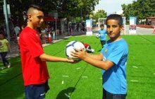 Συναδέλφωση λαών και φιλία μέσω του ποδοσφαίρου και της Μπάρτσα τα Τρίκαλα