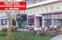 ΠΩΛΕΙΤΑΙ η επιχείρηση «CASTELLO» στο Μουζάκι