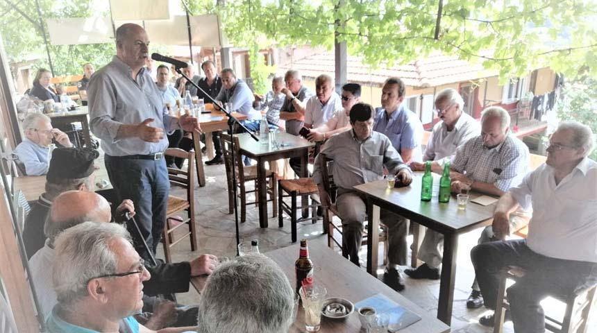 Κώστας Τσιάρας: Προβολή και υποδομές τα κλειδιά για την τουριστική ανάπτυξη της Καρδίτσας