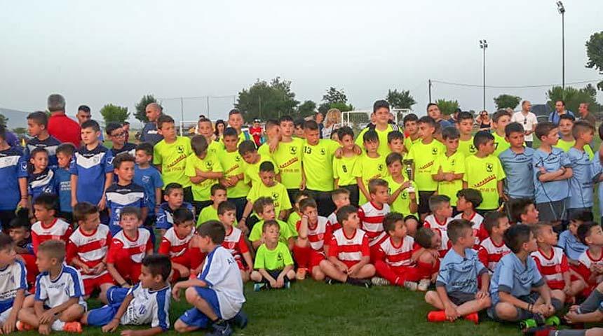 Ακαδημίες ΑΕ ΜΟΥΖΑΚΙΟΥ: Συμμετοχή στο 4ο Τουρνουά «ΕΥ ΑΓΩΝΙΖΕΣΘΑΙ» και στο Φιλανθρωπικό Τουρνουά Ποδοσφαίρου