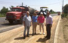 Ολοκληρώθηκαν οι εργασίες αποκατάστασης στο δρόμο Καρδίτσας – Μητρόπολης