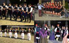 Βραδιά γεμάτη χρώματα και παραδοσιακά ακούσματα στο Μουζάκι