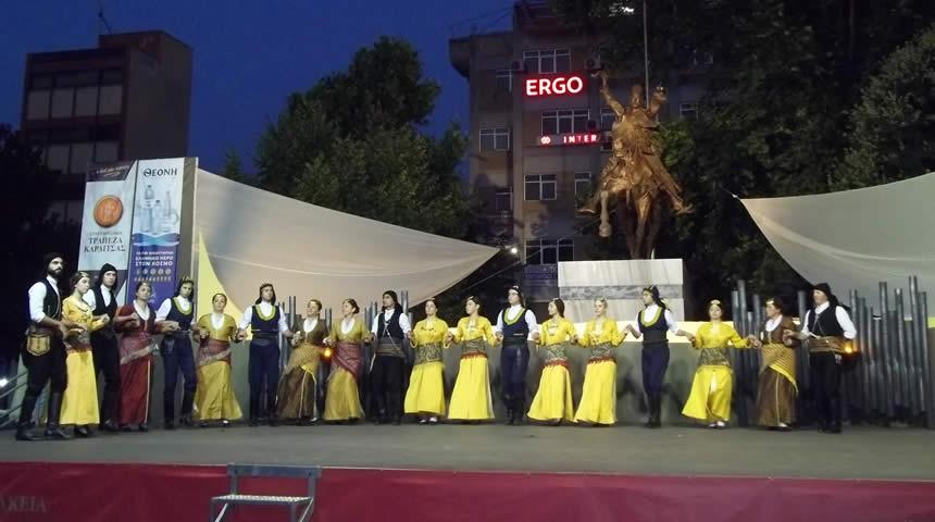 Άρωμα Ελλάδας και Κύπρου στην προτελευταία βραδιά των 52ων Καραϊσκακείων