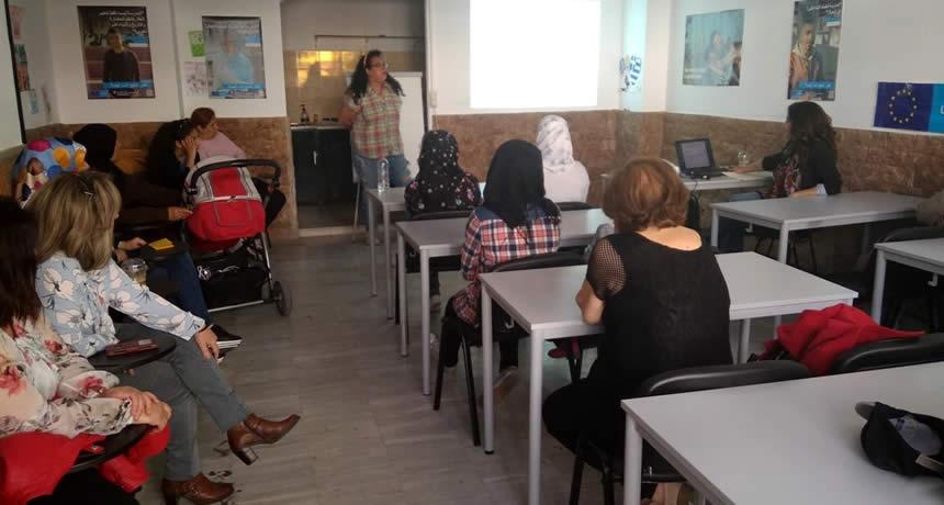 Ενημερωτική εκδήλωση για τις γυναίκες πρόσφυγες από την Ελληνική Αντικαρκινική Εταιρεία – Παράρτημα Καρδίτσας