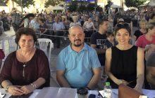 Η υπ. Βουλευτής ΣΥΡΙΖΑ Καρδίτσας κ. Χρυσούλα Κατσαβριά στη Διεθνή Γιορτή Πολιτισμού ΚΑΡΑΪΣΚΑΚΕΙΑ 2019