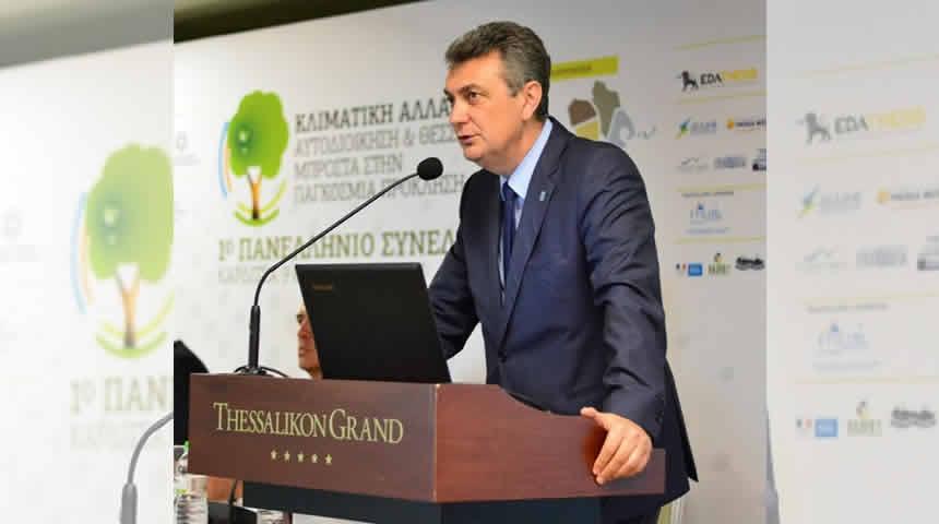 Γιώργος Κωτσός: «Ανάγκη αναβάθμισης του ρόλου των Δήμων στον τομέα της πολιτικής προστασίας»