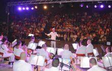 Μεγάλη συναυλία της μπάντας του Πολεμικού Ναυτικού στα Τρίκαλα