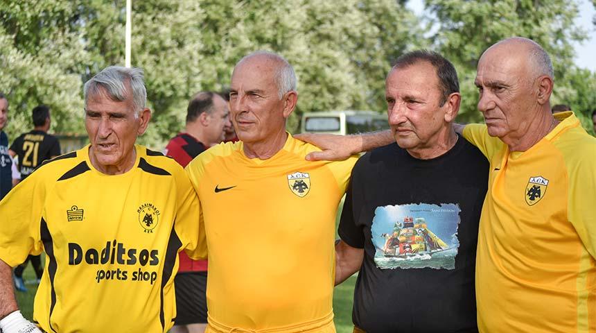 6ο Τουρνουά Παλαίμαχων Μαγούλας: Ποδοσφαιρική συνάντηση κορυφής με την ΑΕΚ!