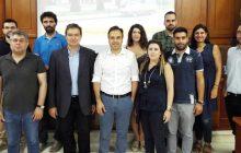 Οι «έξυπνες πόλεις» από το Πανεπιστήμιο Πειραιά στο Δήμο Τρικκαίων