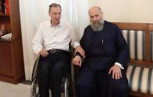 Συνάντηση Στ. Παπαγεωργίου με τον Σεβασμιώτατο Μητροπολίτη κ.κ. Τιμόθεο