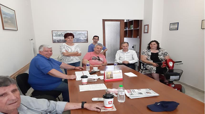 Σταύρος Παπαγεωργίου: Προτεραιότητά μας οι ευαίσθητες κοινωνικές ομάδες