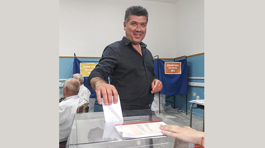 Ευχαριστήρια δήλωση του κ. Παπακώστα Γεώργιου δημοτικού συμβούλου Μουζακίου