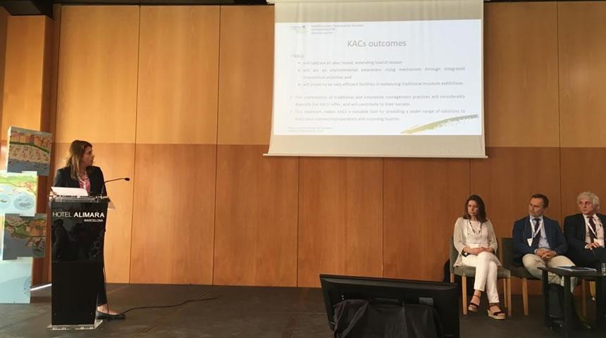 "H Περιφέρεια Θεσσαλίας στο συνέδριο ""Mediterranean Sustainable Tourism Convention 2019"""