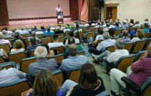 Μεγάλες συγκεντρώσεις του υποψ. Βουλευτή Καρδίτσας της Ν.Δ. σε Λάρισα και Βόλο