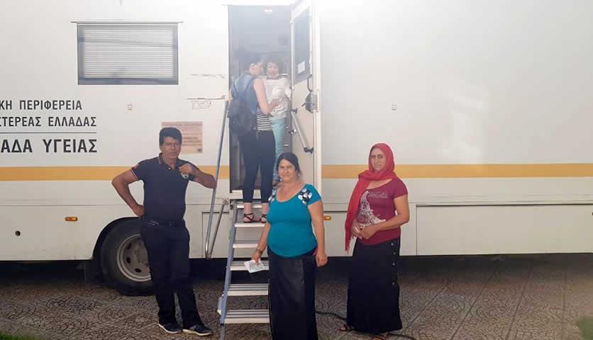 Κινητές μονάδες της 5ης ΥΠΕ στο Δήμο Σοφάδων