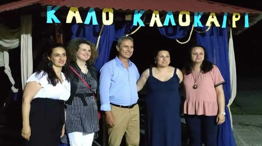 Ευχαριστήριο των Συλλόγων Γονέων & Κηδεμόνων και Διδασκόντων Γυμνασίου Μουζακίου