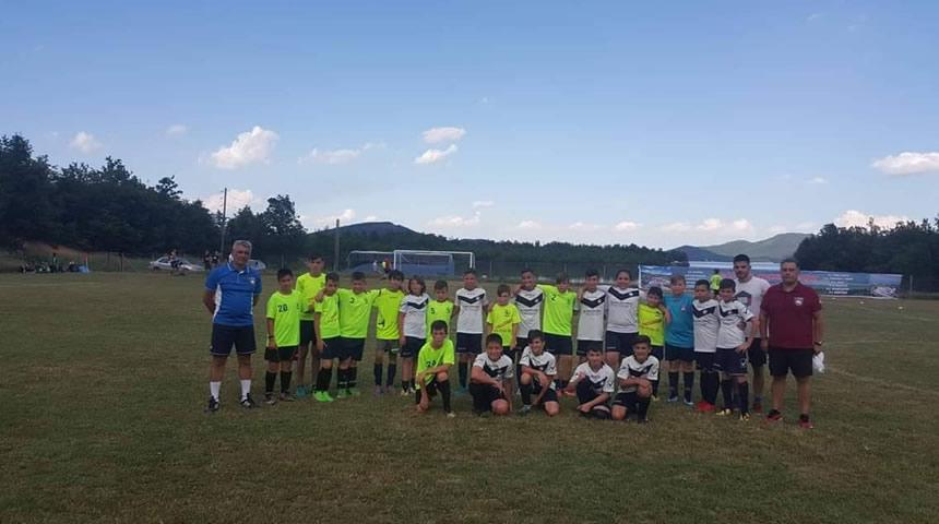 H AE Moυζακίου στο 2ο τουρνουά ακαδημιών Rise SPORT Λίμνη Πλαστήρα