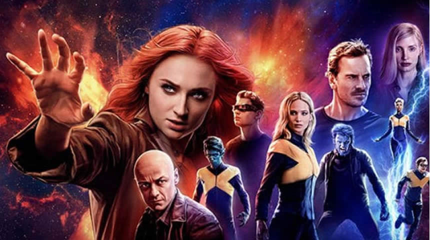 X-MEN: Ο ΜΑΥΡΟΣ ΦΟΙΝΙΚΑΣ στο Δημοτικό Κινηματοθέατρο Καρδίτσας