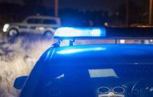 Αστυνομική καταδίωξη στη Μαγούλα Καρδίτσας