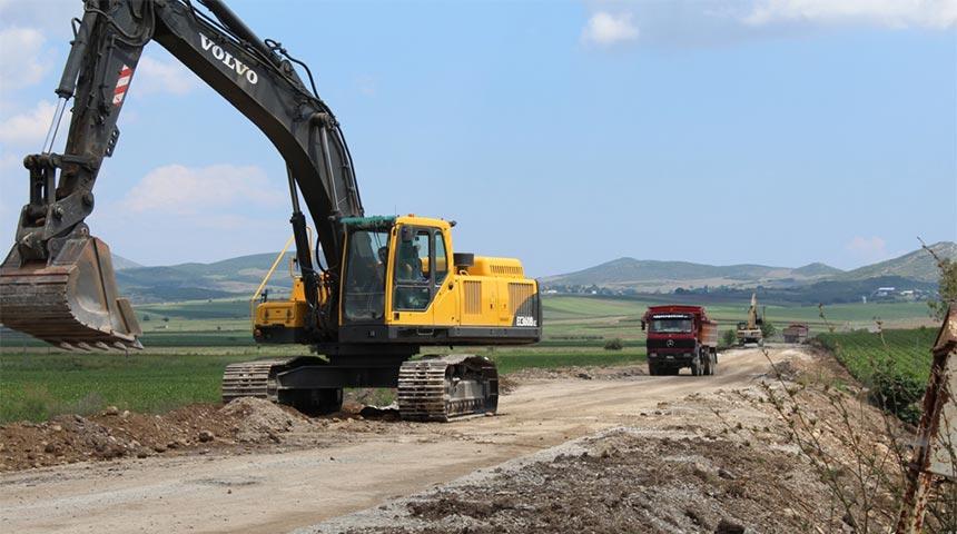 Έργα αγροτικής οδοποιίας για τον ΤΟΕΒ Σελλάνων από την Περιφέρεια Θεσσαλίας