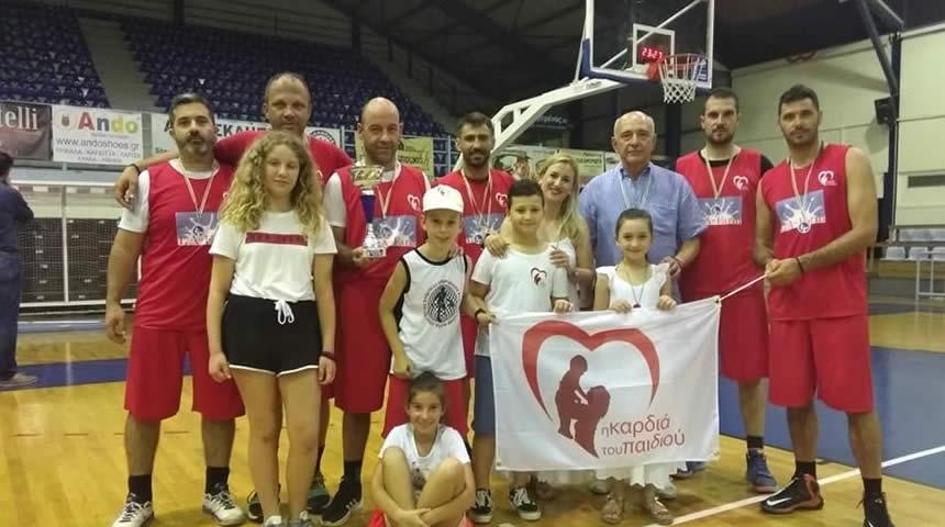 Επιτυχημένο το 2ο εργασιακό πρωτάθλημα μπάσκετ Δ. Τρικκαίων