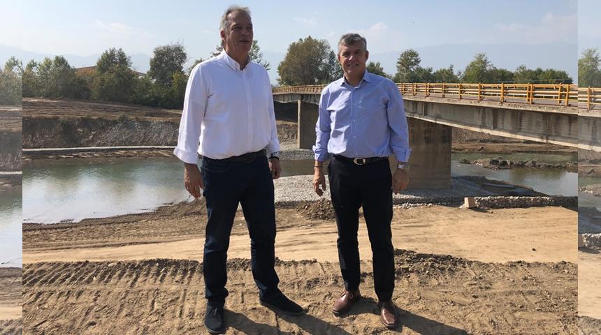 Έργα συντήρησης 1 εκατ. ευρώ στις γέφυρες «Κονδύλη» , Καραβοπόρου και άλλων μικρότερων γεφυρών της Π.Ε. Τρικάλων από την Περιφέρεια Θεσσαλίας