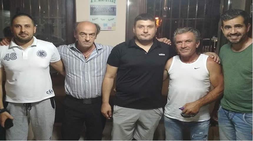 B2 ΕΠΣΚ Ανανέωσε με Νταβουλιάκο ο ΑΟ Μαγούλας!