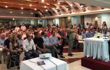 Ψήφο εμπιστοσύνης στο Σταύρο Παπαγεωργίου έδωσαν αμέτρητες συμπολίτισσες και συμπολίτες