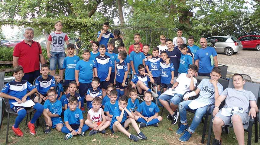 Απολογισμός δράσης 2018-19 Ακαδημίας Ποδοσφαίρου Δ. Πύλης «Πορταϊκός»