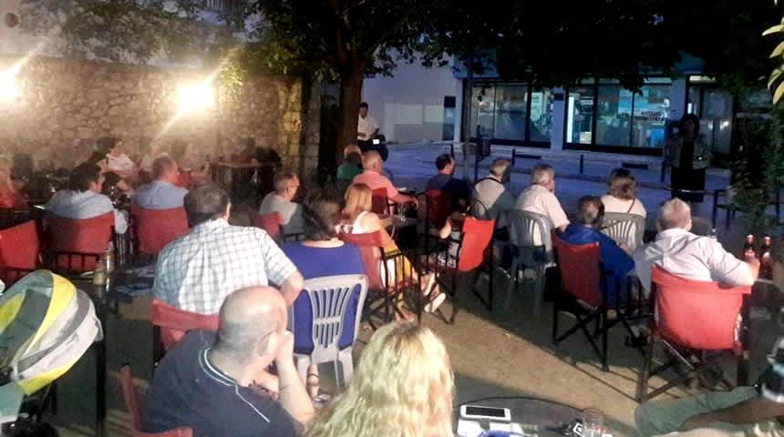Ασημίνα Σκόνδρα: Με γνώση και εμπειρία, με συνέπεια και εντιμότητα