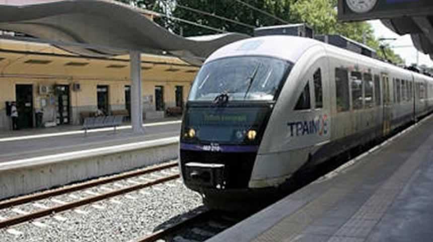 Ηλεκτρικό τρένο Αθήνα – Θεσσαλονίκη σε 4 ώρες. Τιμές εισιτηρίων
