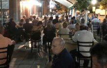 Τοποθέτηση της υποψ. Βουλευτή ΣΥΡΙΖΑ Ν. Καρδίτσας Παναγιώτα Βράντζα, στην εκδήλωση του ΣΥΡΙΖΑ στον Παλαμά