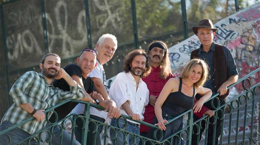"""Μουσική συναυλία με τους """"Χαΐνηδες"""" στην Καλαμπάκα"""