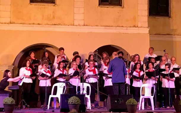Στο 12ο Χορωδιακό Φεστιβάλ «Μουσικά Μαϊστράλια» η χορωδία Δ. Σοφάδων