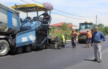 Ξεκινά η διαγράμμιση σε σημεία του οδικού δικτύου της Π.Ε. Καρδίτσας από την Περιφέρεια Θεσσαλίας
