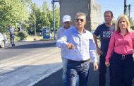 Στη διευθέτηση του ρέματος στην Παιδόπολη για την αντιπλημμυρική θωράκιση της Αγριάς προχωρά η Περιφέρεια Θεσσαλίας