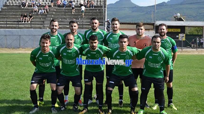 Πρώτος αγώνας κυπέλλου για τον ΠΑΣ Αργιθέας